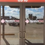 San Diego Business Signs window door outdoor sign vinyl cling 150x150